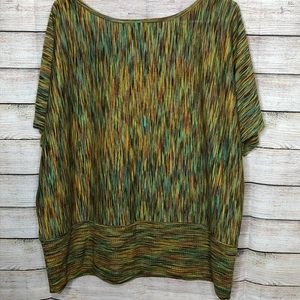Faded Flory Blouse